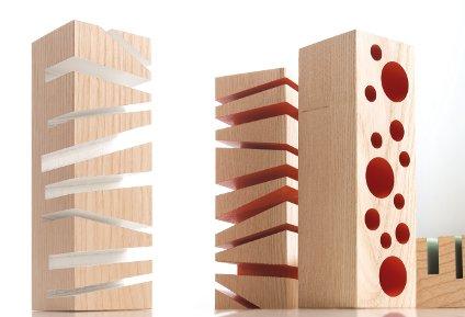 Mehr Holz und mehr Design auf die Schreibtische! Die Brixxs-Serie für das Büro