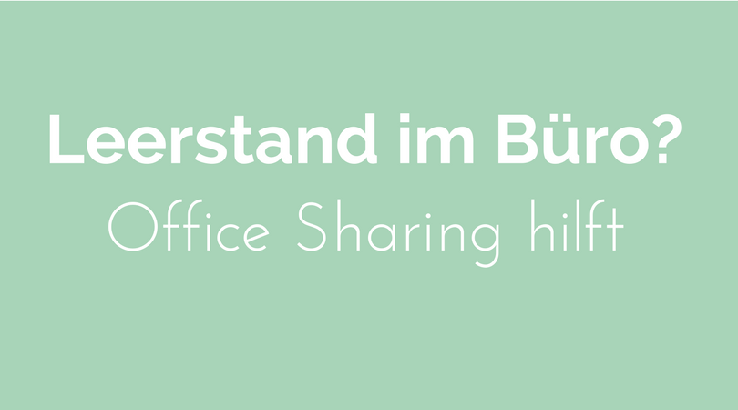 büro office sharing