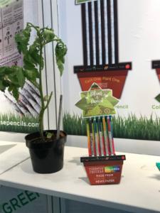 Vom Stift zur Tomate - der Treewise Pencil macht's möglich